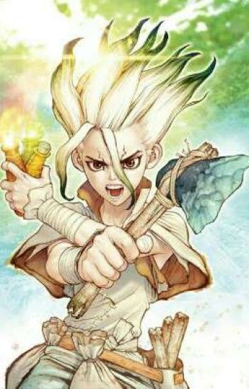The Vice President of the Science Club (Senku Ishigami x Reader) Dr. Stone