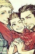 SuperFamily; Fresh Start by The_Spider-Rose