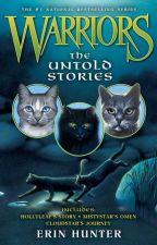 The untold stories. Gatos guerreros. by Escritora_gatuna
