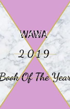 WAWA: Book Of The Year by wearewritersawards