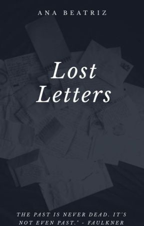 Lost Letters by AnaBeatriz6521