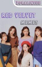 RED VELVET MEMES by Zoralineee