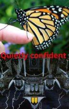 Quietly confident by DoranHunter