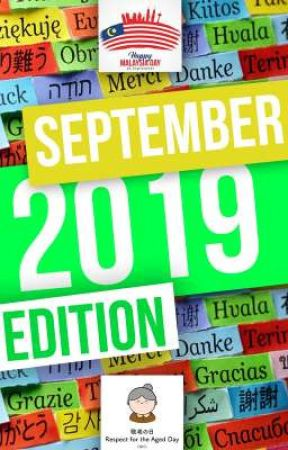 September 2019 edition by WattpadChronicle