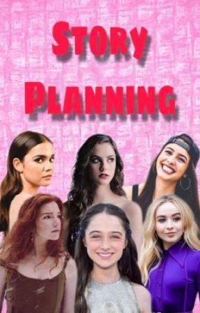 Story Planning by xXAlaskaJonesXx