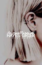 La melliza de Hayes Grier by couldbme
