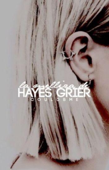 La melliza de Hayes Grier
