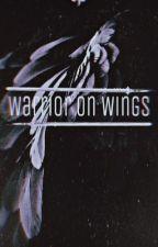Warrior on wings by AaralynDrake
