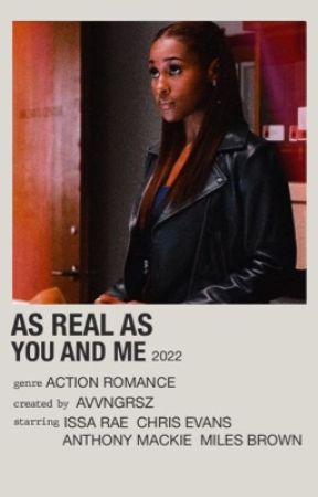 AS REAL AS YOU AND ME [S. ROGERS] by avvngrsz