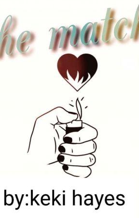 The Match (Open Novella 2020) The C.U.P.I.D.S  by kekihayes