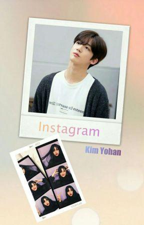 Instagram || Kim Yohan by MimiGOT7