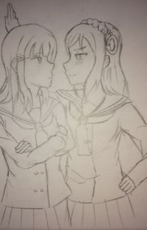 I love you and I mean it. (Diamari) by Fanfic_mortal