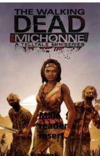 The Walking Dead Michonne: Male reader insert. by 9rdaley3