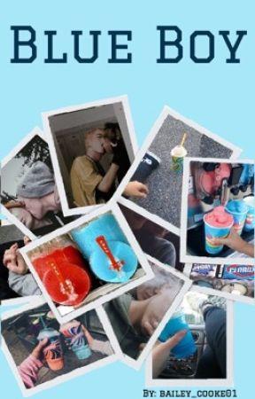 Blue Boy // Jacklyn AU // Roadtrip by bailey_cooke01