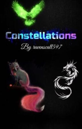 Constellations  by ravenscall597