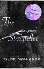 The Storyteller (THE LEGENDS OF AARYAH #1)  by Sauledemonangewriter