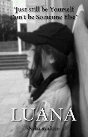 [HIATUS] LUANA by Nee_01