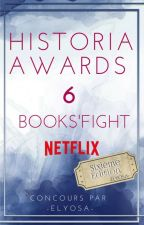 HistoriaAwards 6 : Books'Fight (FERMÉ) by -Elyosa-
