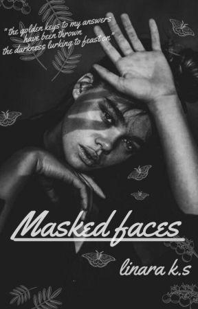 Masked faces by Linara4522