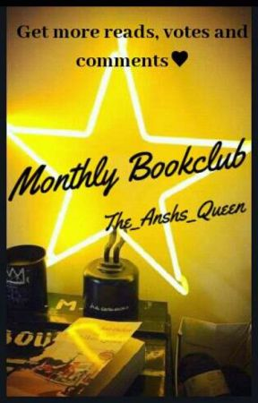 Monthly Bookclub by KG_team_official