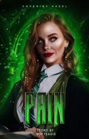 PAIN ━━━━ harry potter by damnvrs