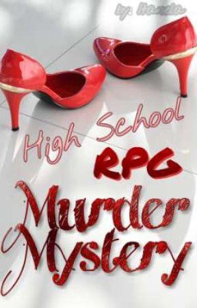 High School: Murder Mystery RPG by Itanela