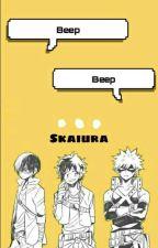 Beep Beep (MHA X Reader textfic) by rgskai