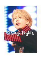 Strange Nights˚Stray Kids Fanfic Au by lily_animegal