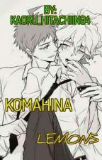 KomaHina Lemons by Kaoru_Hitachiin04