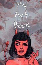 My Art Book by Batcakes156