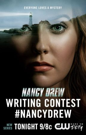 #NancyDrew Writing Contest by mystery