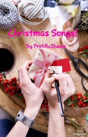 Christmas List by ProlificShawn
