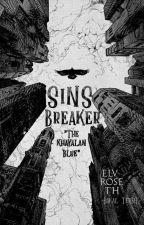 The Khayalan Blue| Sinsbreakers by elvrosethrone