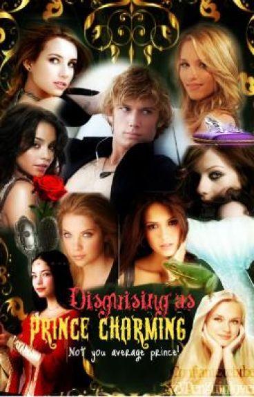 Disguising as Prince Charming by Confiantexetxbelle