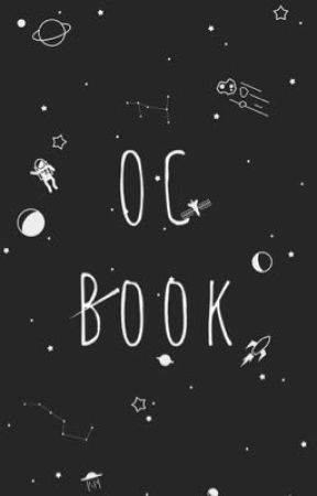 OC Book by CrookedPotato