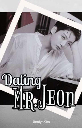 Dating Mr. Jeon || KOOKJIN by jinniyakim