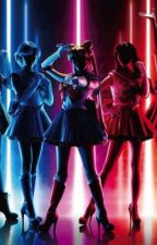 ULIMATE SAILOR MOON: NEGAVERSO by Charly_Meiou