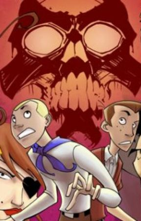 The Venture Bros Oneshot Collection by rmorningstar21