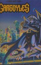 Gargoyles x Male reader by Icedemon34