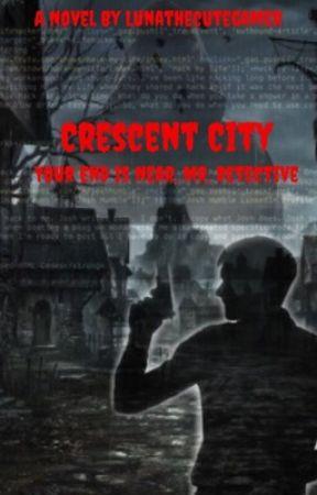 Crescent city  by Lunathecutegamer