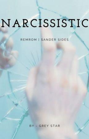 Narcissistic//RemRom//Sander Sides by Royal-Bros