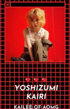 YOSHIZUMI KAIRI by MOONJONGHYUN