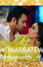 Mohabbatein by cherri_pearbhi