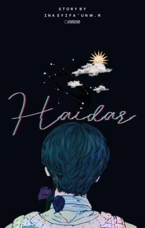 HAIDAR by Ina_Syifa12