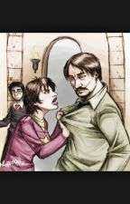 Ronks (Remus and Tonks) by booklover1945