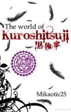 The world of Black Butler / Kuroshitsuji by Mikaotic25