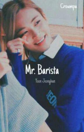 Mista Barista | Jeonghan by croumpa