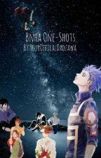 BNHA One-Shots  by YourOfficalSharkboy