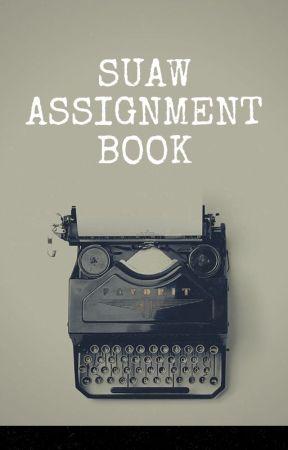 Shut Up And Write/ The Write WayAssignment Book by BriannaRoseC