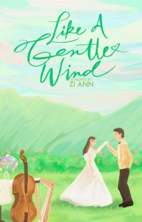 Like A Gentle Wind (Belles Âmes Series #1) by lumierezi